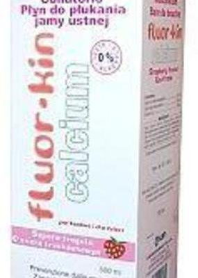 Laboratories Kin KIN Fluor-Kin Calcium 500 ml