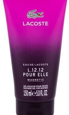 Lacoste Eau De L.12.12 Pour Elle Magnetic Żel pod prysznic 150 ml