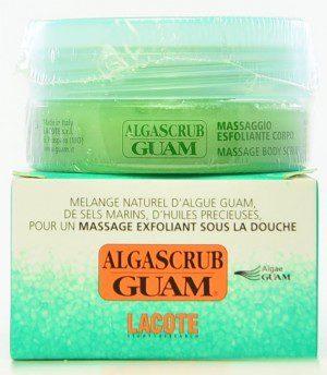 Lacote GUAM GUAM ALGASCRUB - Ujędrniający peeling do ciała - 85g
