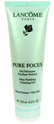 Lancome Gel Pure Focus żel oczyszczający 125 ml dla kobiet