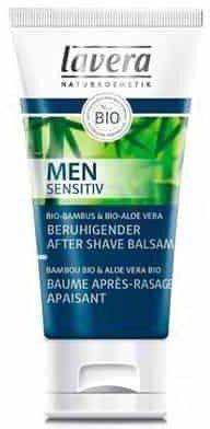 LAVERA Lavera Men Balsam łagodzący po goleniu z wyciągiem z bio-bambusa i bio-aloesu 50ml