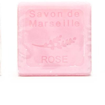 Le Chatelard Mydło Marsylskie róża 30g