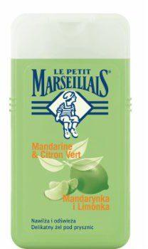 Le Petit Marseillais J&J ŻEL POD PRYSZNIC MANDARYNKA/LIMONKA 250ML 8403800