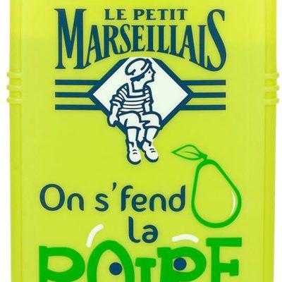 Le Petit Marseillais żel pod prysznic 250ml Gruszka