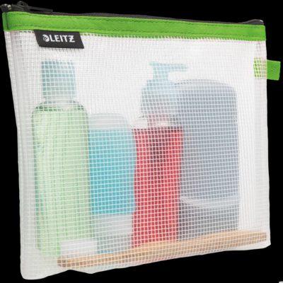 Leitz Podróżna kosmetyczka Leitz WOW, zielona 40140054