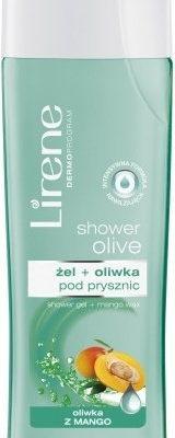 Lirene Body Colour - Żel + oliwka pod prysznic Z MANGO 250ml