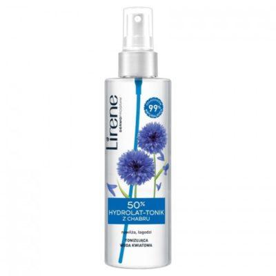 Lirene Lirene hydrolat-tonik 50% z chabru woda kwiatowa 200ml HYDR LIR-02