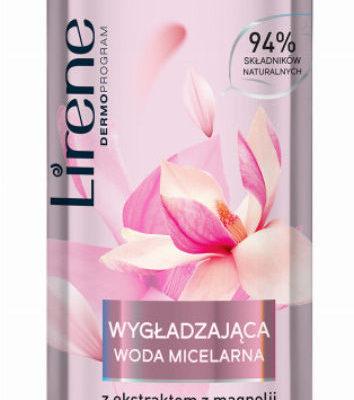 Lirene Lirene - Wygładzająca woda micelarna z ekstraktem z Magnolii - 400 ml