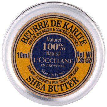 LOccitane Karité 100% naturalne masło shea do skóry suchej 10 ml