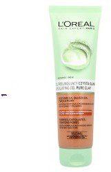 Loreal Skin Expert Czysta Glinka żel peelingujący do twarzy 150ml