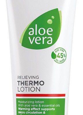 LR health & beauty Aloe Vera Odprężające rozgrzewające mleczko 100ml