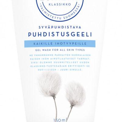 Lumene KLASIKKO - Gel Wash For All Skin Types - Głęboko oczyszczający żel do mycia twarzy