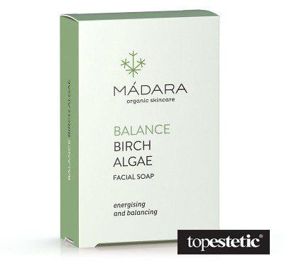MADARA Balance Birch Algae Soap Balansujące mydło do twarzy - Brzoza i algi 70 g