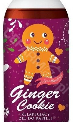 Magic SPA Magic SPA Ginger Cookie Relaksujący żel do kąpieli 500ml MAG0047