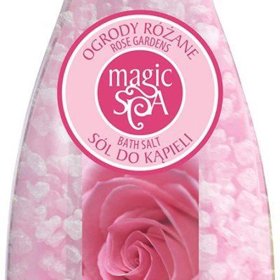 Magic SPA Sól do kąpieli Ogrody różane 495g