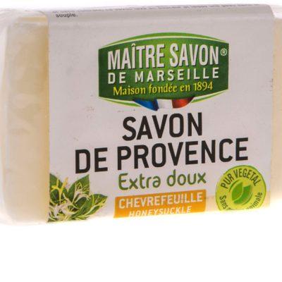 Maitre Savon De Marseille Mydło marsylskie wiciokrzew 100 g - Maître Savon