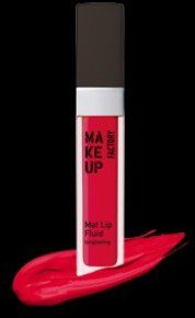 MAKE UP FACTORY MAT LIP FLUID LONG LASTING NR 40 PURE RED 6,5 ML