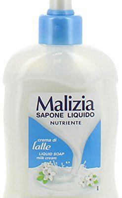 Malizia płynnego mydła (liquid Soap) Latte 300 ML