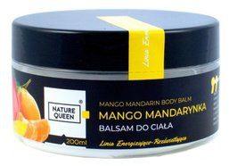 Mango Nature Queen Nature Queen, balsam do ciała mandarynka, 200 ml
