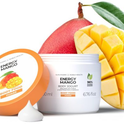 Mango Noble Health Balsam do ciała Energy Body Jogurt