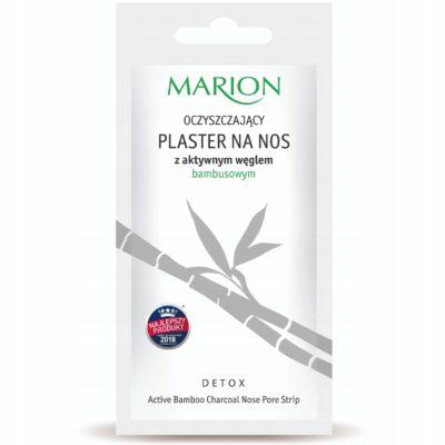 Marion Detox Oczyszczający Plaster Na Nos