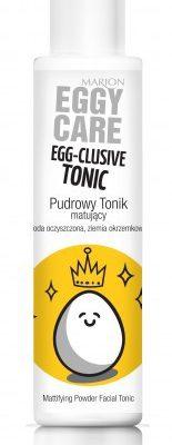 Marion EggyCare Egg-Clusive pudrowy tonik matujący 150ml