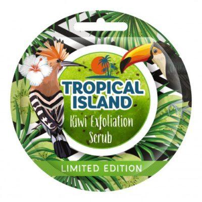 Marion Sp z o.o. Tropical Island Peeling złuszczający Kiwi Oczyszczenie 10g