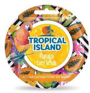 Marion Tropical Island Peeling enzymatyczny Papaya 8g
