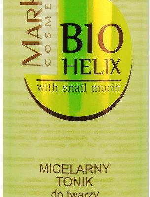 Markell Markell Bio Helix Micelarny Tonik Do Twarzy Z Ekstraktem Ze Śluzu Ślimaka 200ml