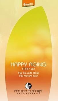 MARTINA GEBHARDT Naturkosmetik HAPPY AGING Mleczko oczyszczające do cery dojrzałej 2 ml 62089