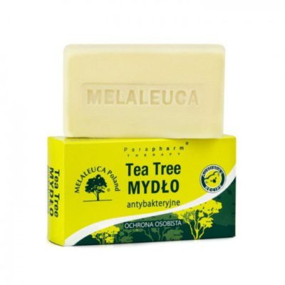 Melaleuca Tea Tree Mydło antybakteryjne w kostce 85g 71MELTEAMK