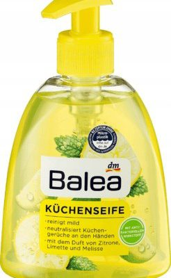 Melisa Balea Mydło Kuchenne Neutralizujące Zapachy