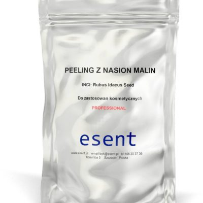 Mielone nasiona malin (baza do peelingu) 100 g