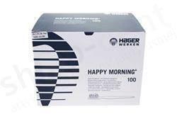 Miradent HAGER Happy Morning - Szczoteczki jednorazowe bez pasty 100 szt.
