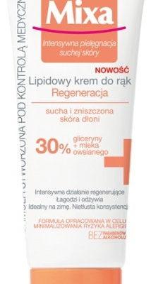 Mixa Hand Cream Repairing Surgras Lipidowy krem do rąk 30% 100ml