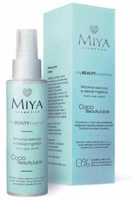 miya cosmetics Aktywna esencja w lekkiej mgiełce - myBEAUTYessence COCO BeautyJuice 100ml Miya Cosmetics