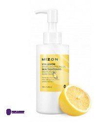 Mizon Vita Lemon Sparkling Peeling Gel Cytrynowy peeling enzymatyczny do twarzy 145g