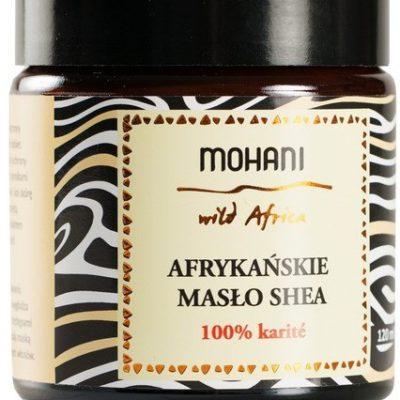 Mohani (kosmetyki) MASŁO SHEA NIERAFINOWANE AFRYKAŃSKIE 100 g - BP_14269