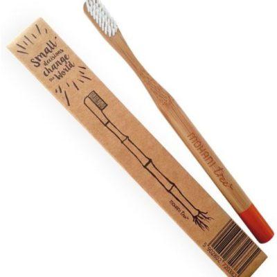Mohani Szczoteczka do zębów bambusowa - Mohani tree 05877