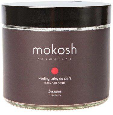 Mokosh Cosmetics Peeling solny do ciała Żurawina - Mokosh Cosmetics Body Salt Scrub Cranberry Peeling solny do ciała Żurawina - Mokosh Cosmetics Body Salt Scrub Cranberry