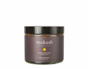 MOKOSH MOKOSH Peeling solny do ciała Kawa z pomarańczą 300 G