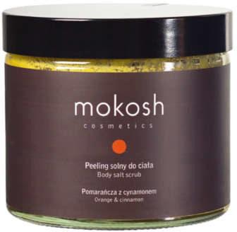 MOKOSH MOKOSH Peeling solny do ciała Pomarańcza z cynamonem 300 g