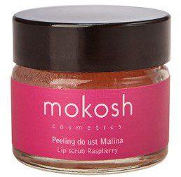 mokosh peeling do ust, malina, 15ml MOK000027