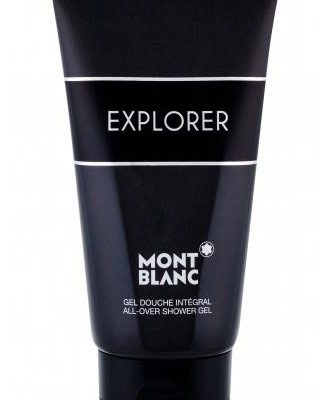 Mont Blanc Explorer żel pod prysznic 150 ml dla mężczyzn