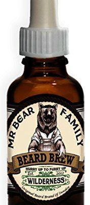 Mr. Bear Family Beard brew 30ML, , , MRB-003