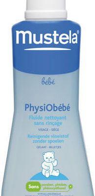 Mustela BeBe Physiobebe płyn oczyszczający do twarzy i pośladków 300ml