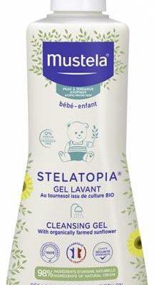 Mustela Bebe Stelatopia Cleansing Gel 500 ml