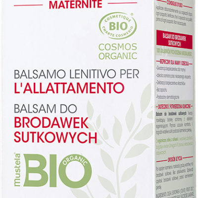 Mustela Maternite balsam do brodawek sutkowych 30ml