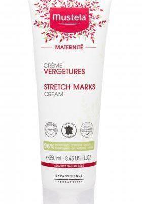 Mustela Maternité Stretch Marks Cream cellulit i rozstępy 250ml