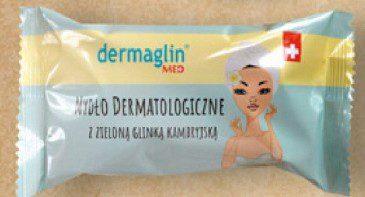 mydło dermatologiczne Dermaglin Med 100g
